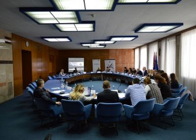 Three-day Workshop on Serbia's cooperation with the European Migration Network
